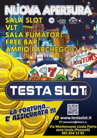 Testa Slot