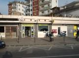 L'ufficio postale di via Terracciano nei cui pressi è avvenuto l'incidente