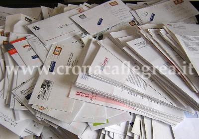 i cittadini denunciano di non ricevere posta da 2 mesi
