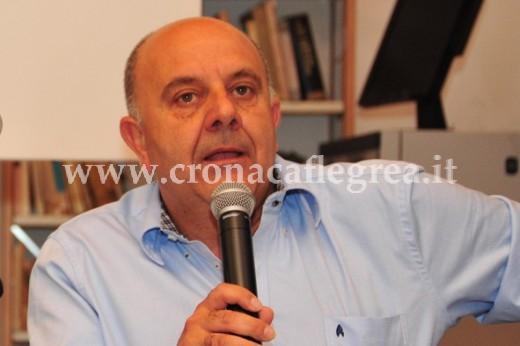 L'ex presidente Francesco Di Marino
