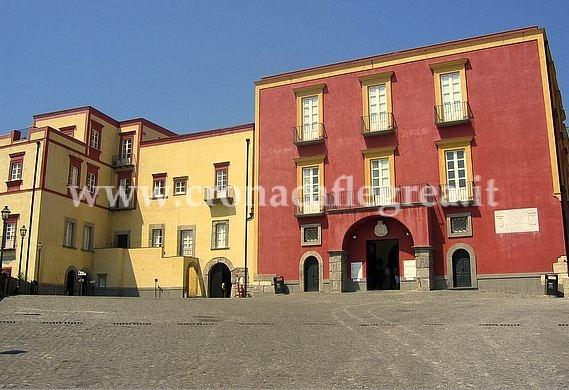 """""""Palazzo Migliaresi"""", location del consiglio comunale di Pozzuoli"""