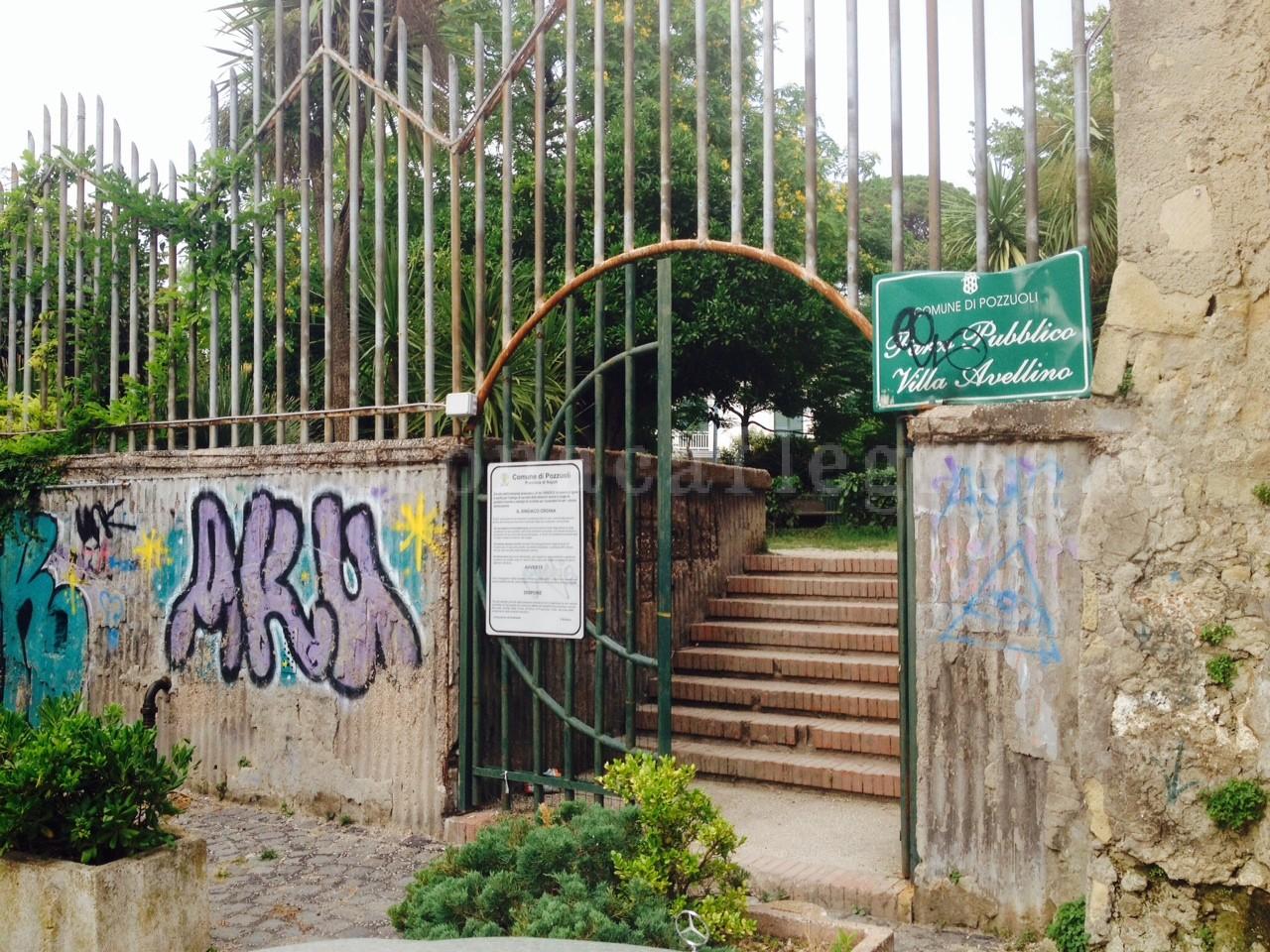 Parco Pubblico Villa Avellino Pozzuoli