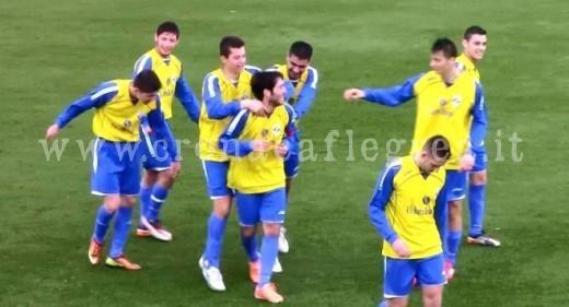 I gialloblu  alla prima vittoria stagionale