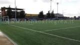 Lo stadio Borsellino di Volla