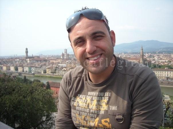 Il 36enne Michele Dargenio