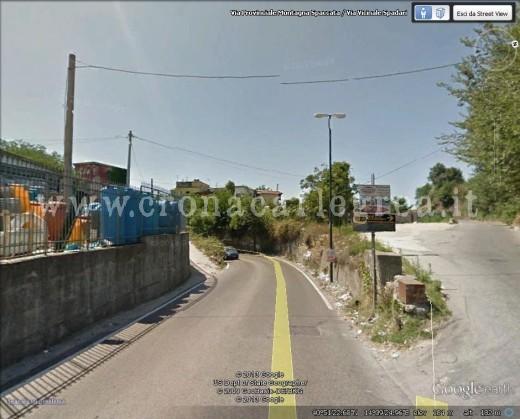 Via Montagna Spaccata -  Napoli -  Pianura  - Verso Pozzuoli (foto 2) (1)