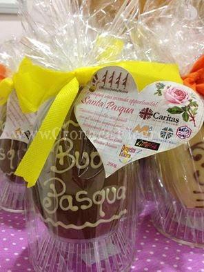 L iniziativa le uova di pasqua della casa famiglia donna - Uova di pasqua in casa ...