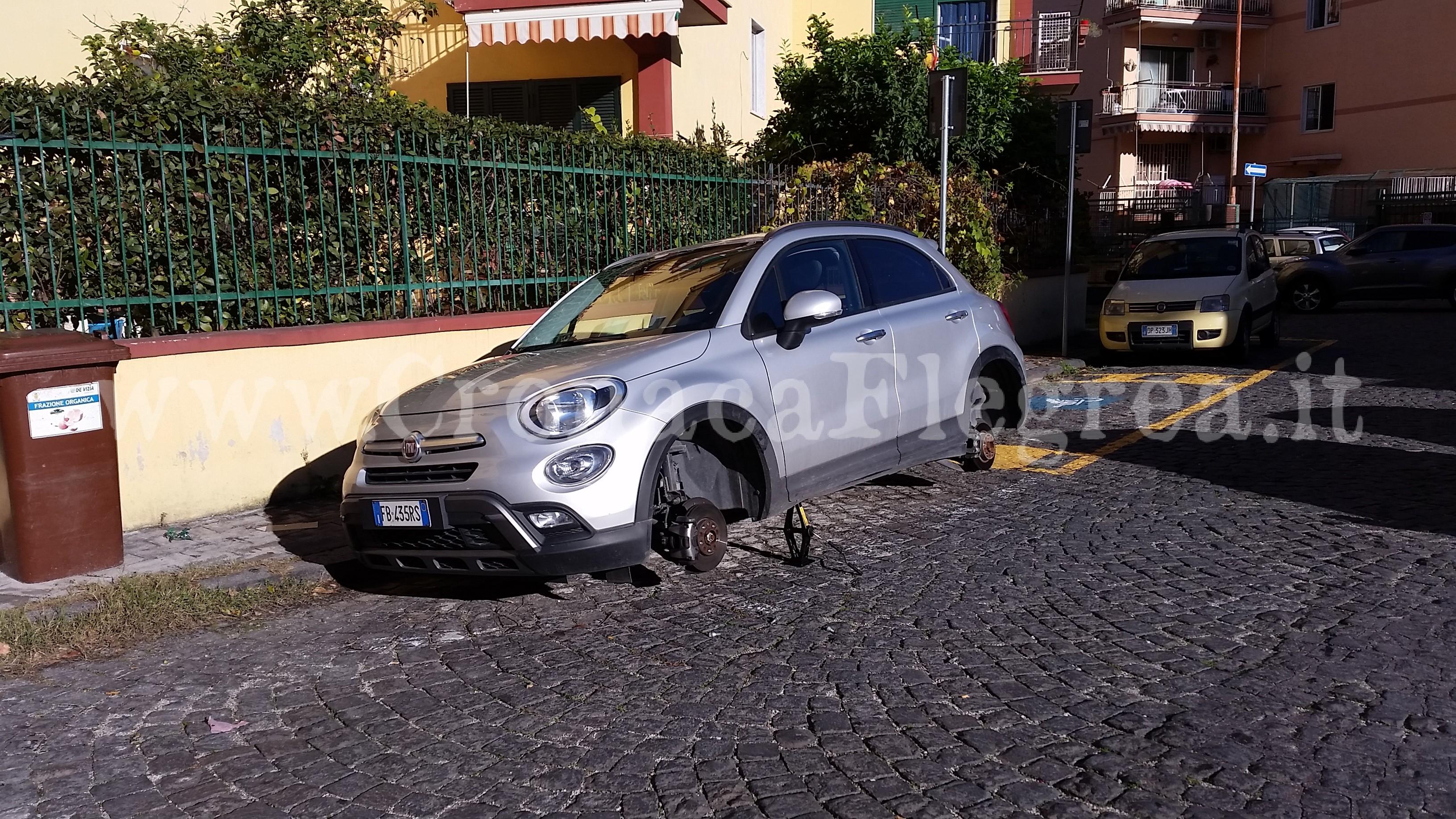 auto su quattro ruote
