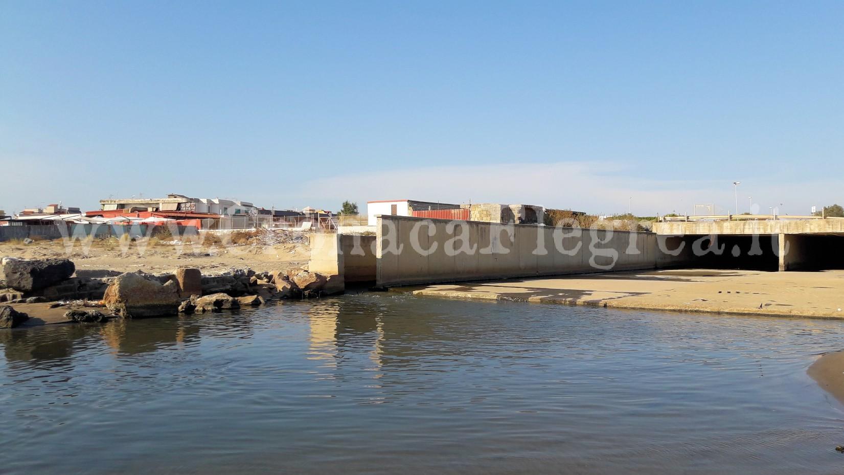 Mare, in due punti dell'Agrigentino forte inquinamento